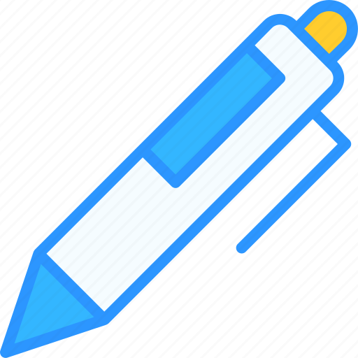 Equipment, job, office, pen, work, workspace icon - Download on Iconfinder