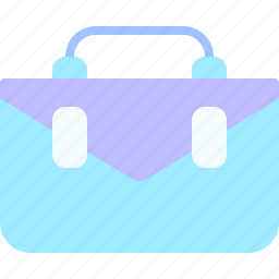 briefcase, equipment, job, office, work, workspace icon