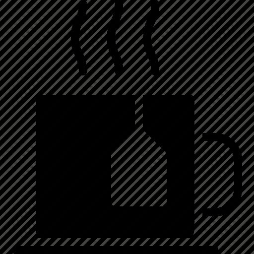 equipment, job, office, tea, work, workspace icon