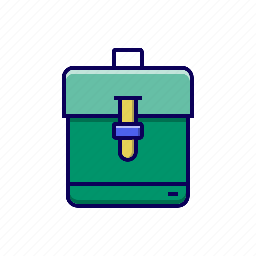 bag, bagpack, luggage icon