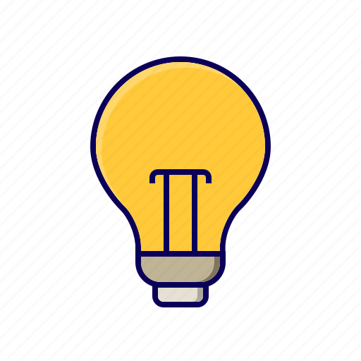 Bulb, idea, light, plan, strategy icon - Download on Iconfinder