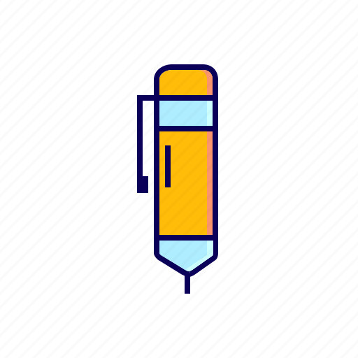 business, office, pen icon