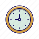clock, event, time icon