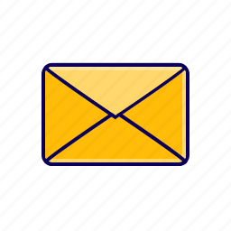 email, envelop, mail icon