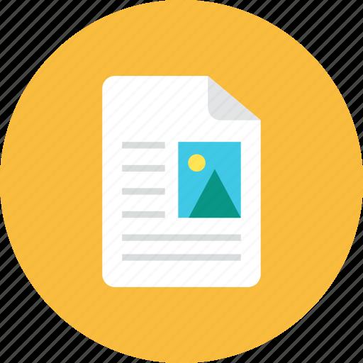 2, article, file icon