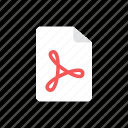acrobat, file icon