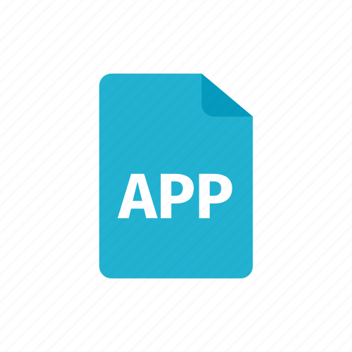 app, file icon