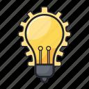 business, concept, creative, idea, lamp, office
