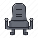 business, chair, office, position, seat icon