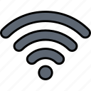 connection, internet, network, online, social, web, wifi icon