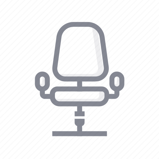 armchair, business, chair, office, recliner icon