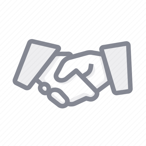 agreement, business, deal, hands, handshake, office, trade icon