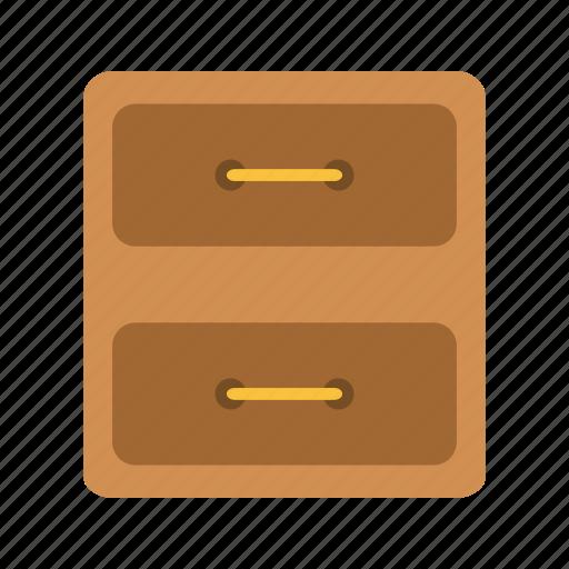 archive, catalogue, file icon