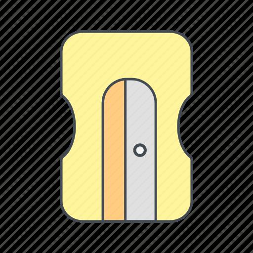 office, sharpener, sharper icon
