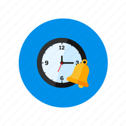alarm, clock, deadline, design, time's up, wake up icon