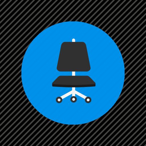 armchair, chair, design, easy-chair icon