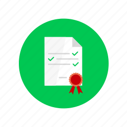 charter, design, letter, petition, request icon