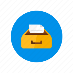 box, capsule, casquet, design, drawer, holder icon