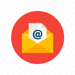 design, envelope, letter, writing icon