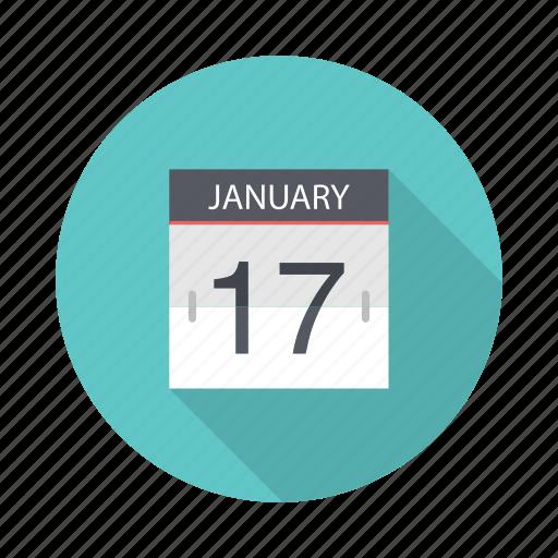 calendar, days icon