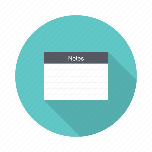 Paper, write, notes, notebook icon - Download on Iconfinder