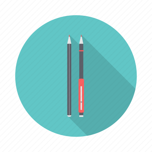 paper, pen, pencil, write icon
