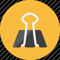 binder, clip icon