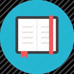 book, open icon