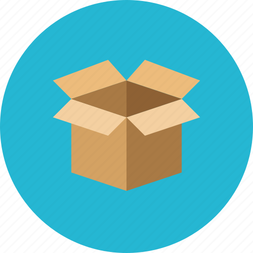 Box, open icon - Download on Iconfinder on Iconfinder