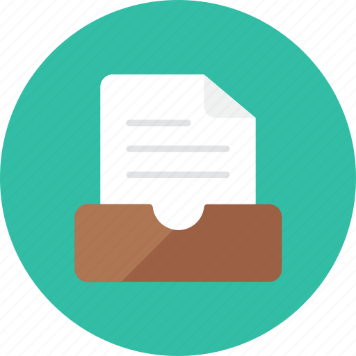 box, document icon