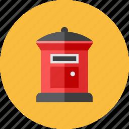 2, mailbox icon