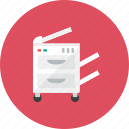 photocopier icon