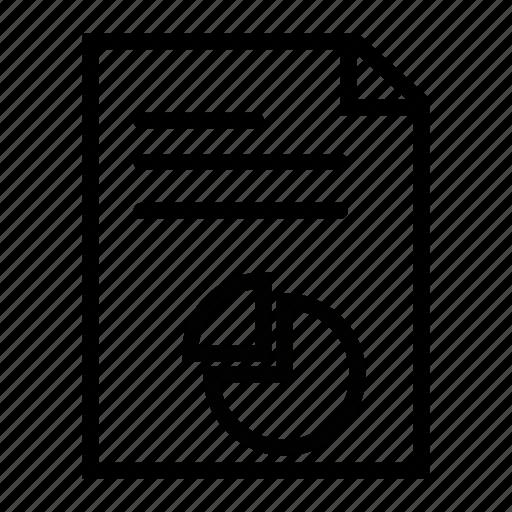 cost plan, dashboard, file, metrics, report, sales icon