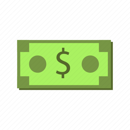 banknote, bill, capital, cash, dollar, money, pay icon