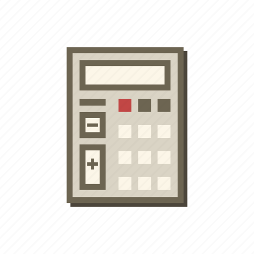 calculator, computer, count, gadget, math, number, office icon