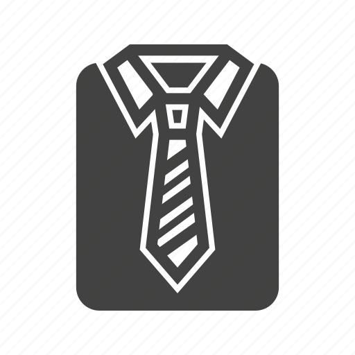 business, businessman, man, shirt, suit, tie, work icon