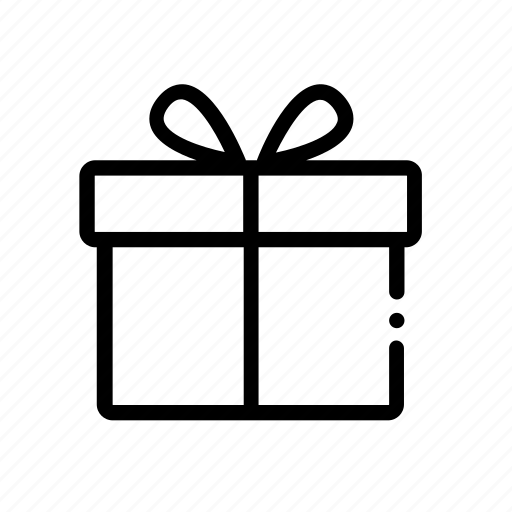 gift, present, reward, xmas icon