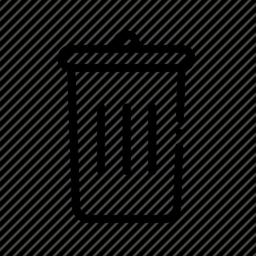 Bin, junk, spam, trash icon - Download on Iconfinder