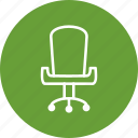 chair, office, seat