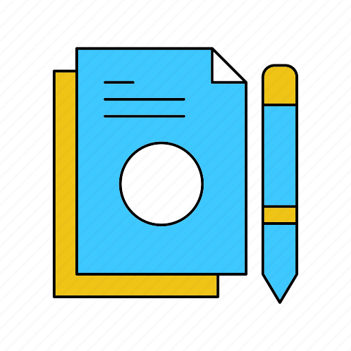 Document, file, format, office, type icon - Download on Iconfinder