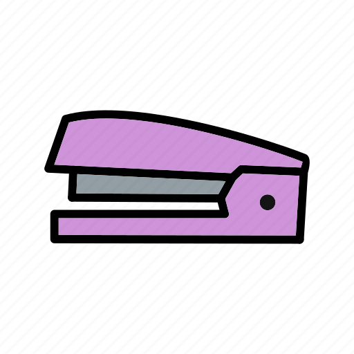 office, staple, stapler icon
