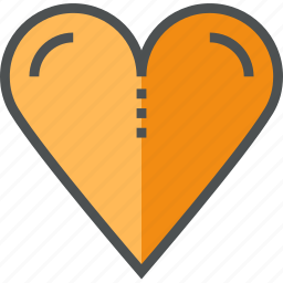 favorite, health, heart, human, love, medicine icon
