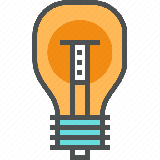 bulb, electric, electricity, innovation, lamp, light, lightbulb icon