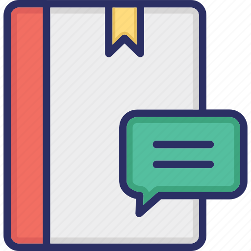 Book, bookmark, education, learning, marker icon - Download on Iconfinder