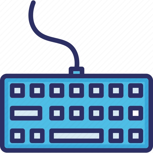 Computer engineering, computer sciences, computing, information technology, input device, keyboard icon - Download on Iconfinder