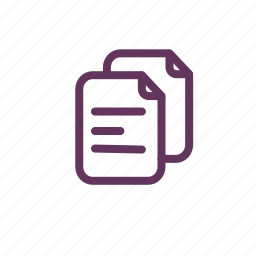 busines, files, folder, paper icon