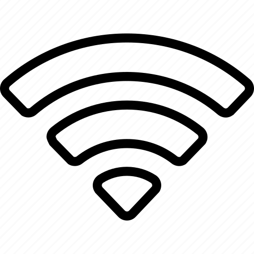 connection, internet, office, wi-fi icon