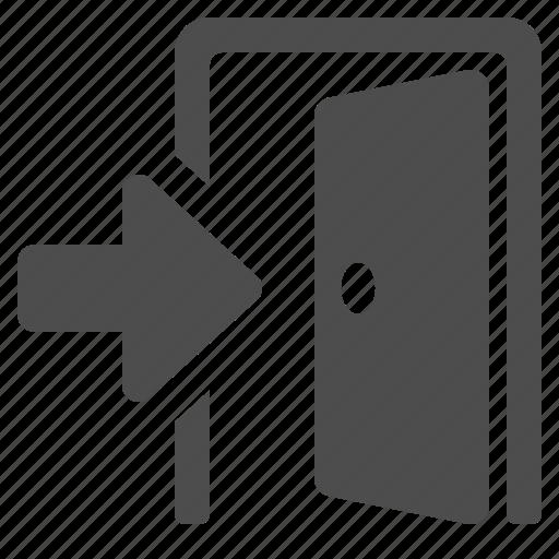 door enter open real estate icon  sc 1 st  Iconfinder & Office - Set 2u0027 by 13ree.design