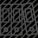 file, folder, ring binder