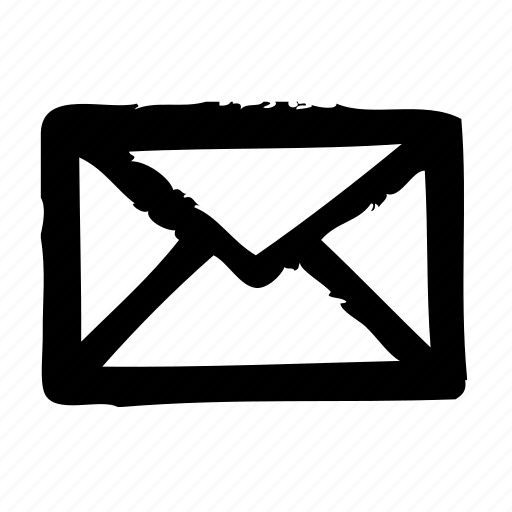 envelope, job, office, secretary, work icon